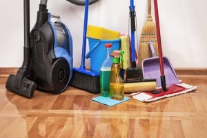 home cleaning service for Rugby area