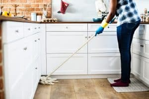 end of tenancy cleaning service for landlords and tenants in rugby